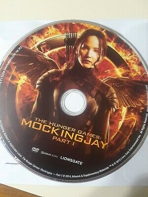The Hunger Games: Mockingjay Part 1 DVD (disc only)