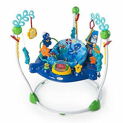 Baby Jumpers And Bouncers Toy Play Station Activity Center Height Adjustable NEW