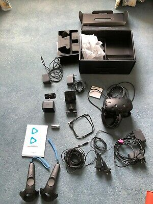 HTC Vive VR Headset All accessories included. Very good condition