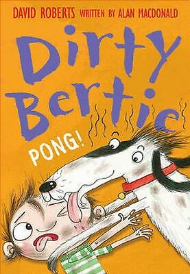 NEW    PONG ! - DIRTY BERTIE by Alan MacDonald