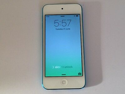 Apple iPod touch 5th Generation Blue (16GB) (1968321)