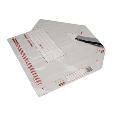 Go Secure Extra Strong Polythene Envelopes 345x430mm Pack of 50 PB08229