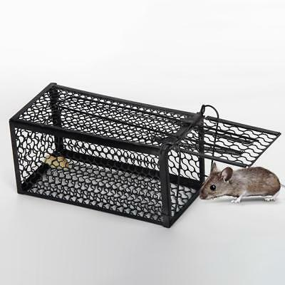 1Pcs Humane Rat Trap Cage Animal Pest Rodent Mice Mouse Control Live Bait Catch