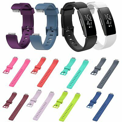 Replacement Silicone Watch Band Strap Bracelet For Fitbit Inspire/Inspire HR