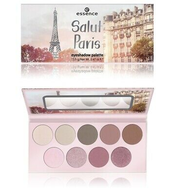 "ESSENCE ""Salut Paris"" eyeshadow palette NEU&OVP"