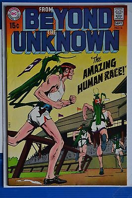 From Beyond The Unknown # 6 : Very Fine+ : Sep 1970 : Dc Comics. {Comic Books}