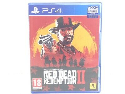 Juego Ps4 Red Dead Redemption 2 Ps4 4539328