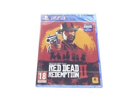 Juego Ps4 Red Dead Redemption 2 Ps4 4539336