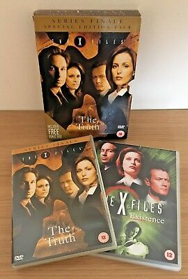 The X-Files: The Truth Series Finale DVD (2-Disc Box Set) Special Edition Pack