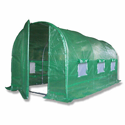 4m x 2m Poly Tunnel Polytunnel Pollytunnel Polly Tunnel Greenhouse Green House