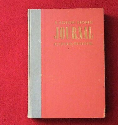 Ladies' Home Journal Cookbook - 1960 First Edition Cook Book - 1st