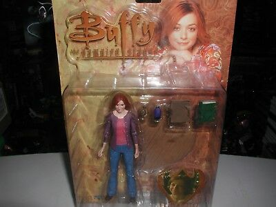 buffy the vampire slayer-willow boxed figure