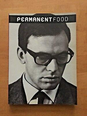 Permanent Food Issue 12 - Bolotin created by Maurizio Cattelan 2004 192 pages