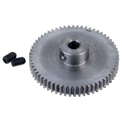 Reely Steel Gear 60 Tooth with Grubscrew 0.5M