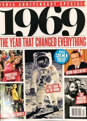 1969 The Year That Changed Everything 50th Anniversary Special  AMI life time