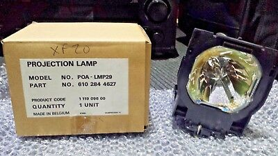 New Original Projector Lamp POA-LMP29 With Housing for EIKI LC-XT1 / LC-XT1D