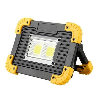GM812 2x20W COB 4 Modes Rechargeable Work Light Portable Outdoor Mobile Power Ba