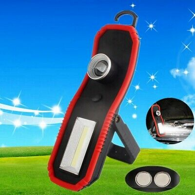 3W 120lm Portable COB High Power LED Work Light Battery Powered Zooming Camping
