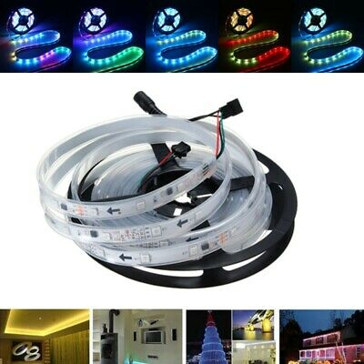 5M SMD5050 RGB Dream Color 1903 Waterproof IP67 LED Flexible Strip Light Lamp DC
