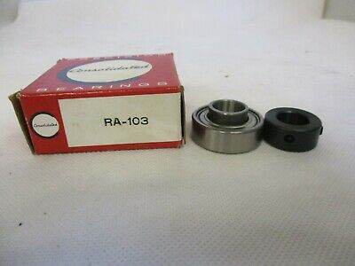New Consolidated Ra-103 Ball Bearing Insert