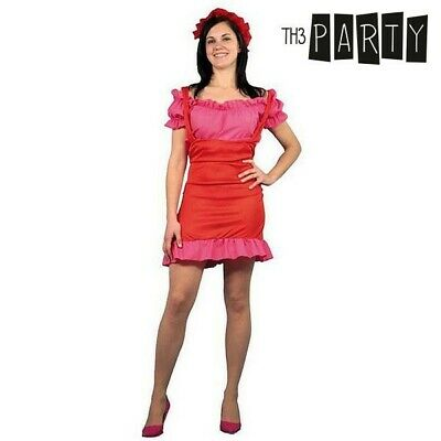 Costume per Adulti Th3 Party 7626 Fragola sexy