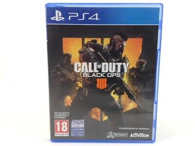 Juego Ps4 Call Of Duty: Black Ops 4 Ps4 4541127