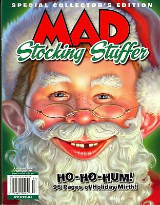 MAD Stocking Stuffer Special Collector's Edition Ho-Ho-Hum! (96 Pages) 2018