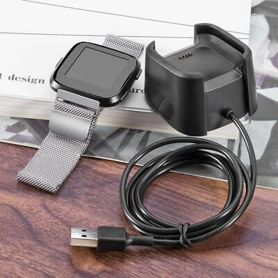 Universal Smartwatch Charger for Fitbit Versa Lite/Versa with 1m USB Cable Kit