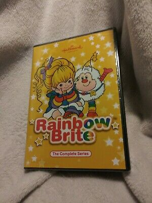 Rainbow Brite  The Complete Series DVD 2-Disc Set. New!!! Sealed!!!