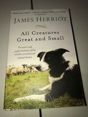 All Creatures Great and Small: All Creatures Great and Small 1 by James Herriot