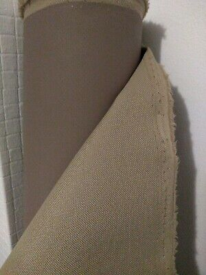 WATERPROOF, TOUGH OUTDOOR, TAUPE, STRONG HEAVY WEIGHT, FABRIC 400gsm.
