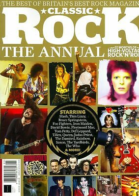 Classic Rock Magazine The Annual Issue 02 High Voltage Rock And Roll