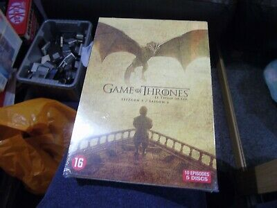 Game of Thrones Season 5 DVD - New/Sealed