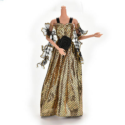 Wonderful Grain New Arrival Doll Clothes Dress for  Doll with Shawl PLCA