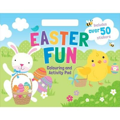 Fun Easter Giant Activity Pad