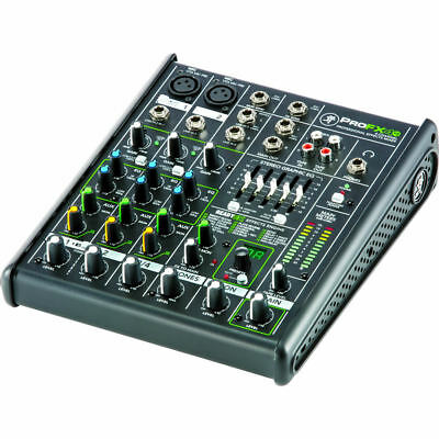 Mackie ProFX4v2 Professional Effects Mixer