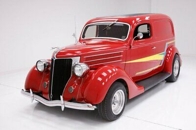 1936 Ford Sedan Delivery  350ci V8 Very Nicely Done Desirable Sedan Delivery