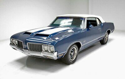 1970 Oldsmobile 442 Convertible Meticulous Restoration 455ci V8 Very Nice