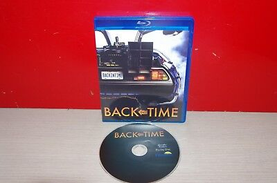 Back in Time [Blu-ray] VERY GOOD CONDITION! FREE SHIPPING!