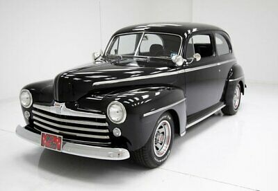 1947 Ford Sedan  Nicely Restored Paint and Chrome Smooth Running Engine