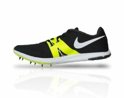 sports shoes 6fdbb 26f52 Nike Zoom Rival XC Men Spikes Cross Country Racing 904718 017 Black Size 6.5