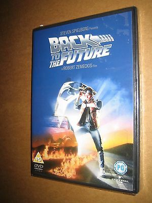 Back To The Future (DVD, 2005) With Michael J. Fox - New and Sealed - FREEPOST