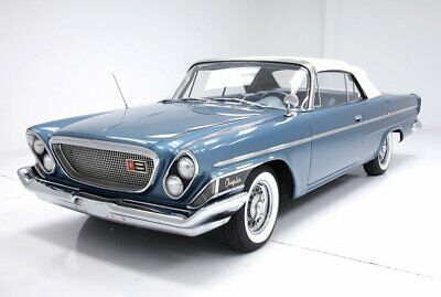 1962 Chrysler Newport Convertible 361ci V8 Push Button Automatic Convertible Power Steering and Brakes