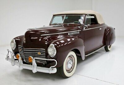 1940 Chrysler Windsor Convertible Beautifully Done Power Top Convertible Very Few on the Road