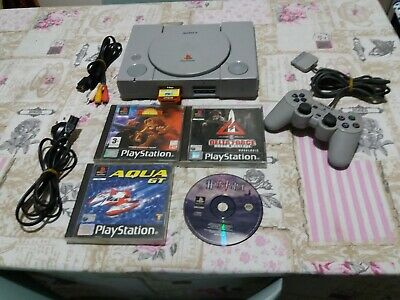 Console Playstation 1 Sony Ps1