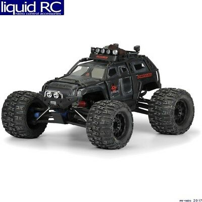 #3431 Pro-Line Racing Apocalypse Clear Body for 1:16 SUMMIT FREE SHIPPING!