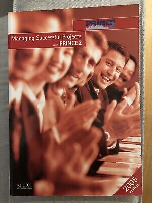 managing successful projects with prince2 2005