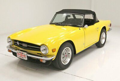 1974 Triumph TR6  tout Inline 6 Stainless Exhaust Smooth Running Example