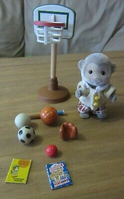 Sylvanian Families Malcolm's Games Lesson Sports Accessories Figure
