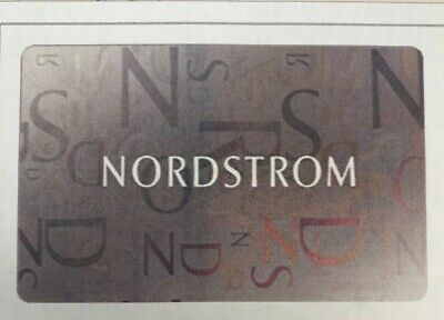 $100 Nordstrom Gift card (certificate). Can send electronically!